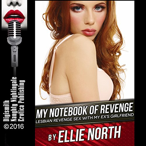 My Notebook of Revenge audiobook cover art