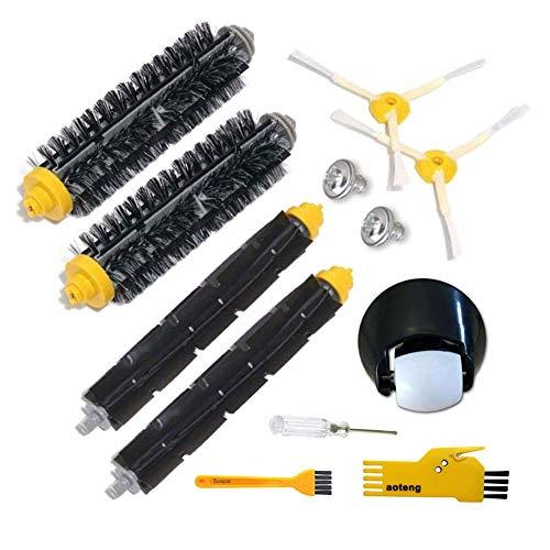 aotengou Accessoires d'aspirateur Pour iRobot Roomba 500 600 700 Série 529 550 595 620 625 630 650 660 760 770 780 790