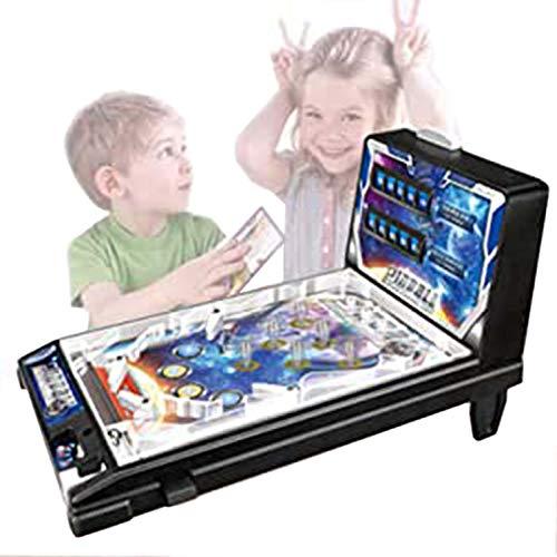 Máquina De Juego De Pinball Espacial, Juegos De Pinball, Mini Juguetes De Pinball, Juegos De Super Pinball Espacial, Máquinas De Pinball De Rompecabezas Para Padres E Hijos, Juego De Pinball Para Ni
