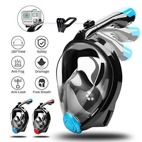 Camtoa Maschera da Snorkeling