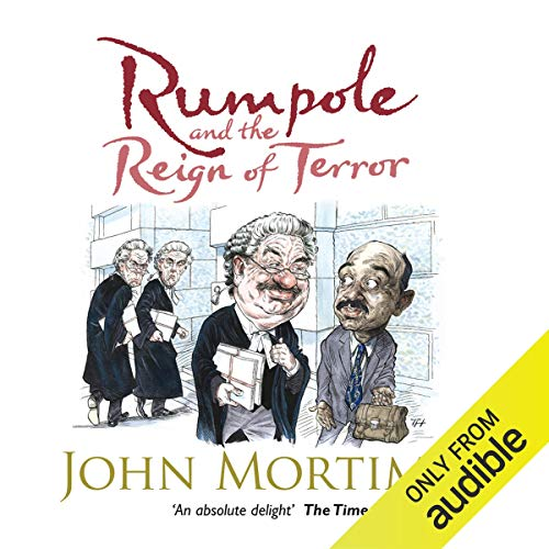 Rumpole and the Reign of Terror cover art