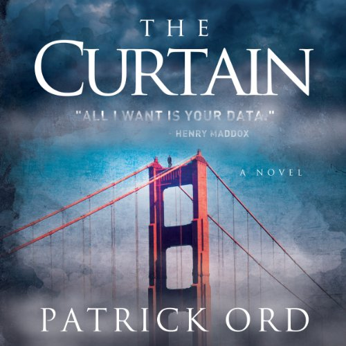 The Curtain audiobook cover art