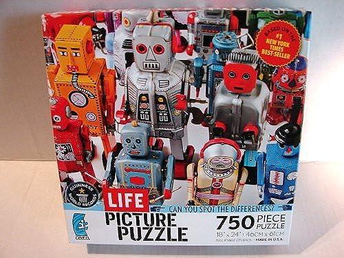 online al mejor precio Life 750 Piece Picture Picture Picture Puzzle Resistance Is Futile by Life Ceaco by Life Ceaco  bienvenido a elegir