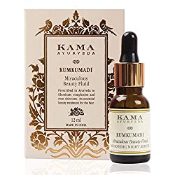 Kama Ayurveda Kumkumadi Miraculous Beauty Ayurvedic Night Serum is a popular choice for night serum.Click to read a curated list of 8 Ayurvedic beauty brands you should know for natural and loving touch with Ayurvedic care #ayurvedicaskincare #ayurvedicaskincarefaces ##ayurvedicaskincareproducts #antiagingskincareproducts