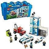 LEGO City 60270 Polizei-Steinebox 301 Piezas