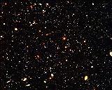 Hubble Ultra Deep Field Hubble Space Telescope 16x20 Silver Halide Photo Print