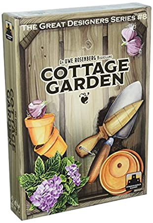 Cottage Garden board game