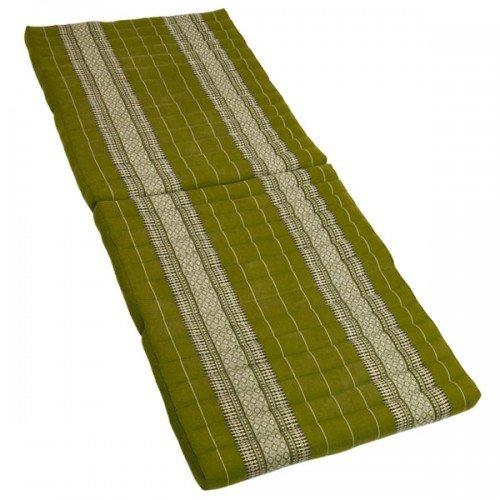 Thai triangular de colchón Yoga de ceiba cojín de masaje cama–diferentes colores disponibles