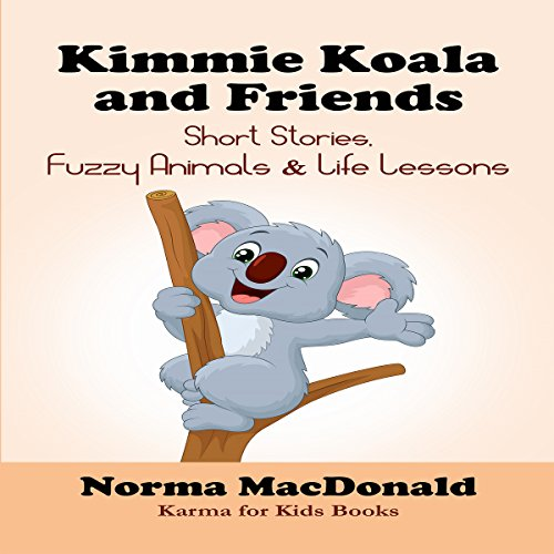 Kimmie Koala and Friends cover art
