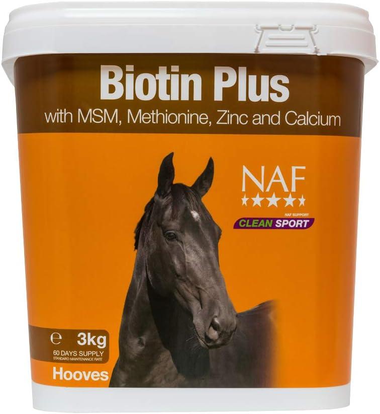 Natural Animal Feeds Naf Biotina Recambio