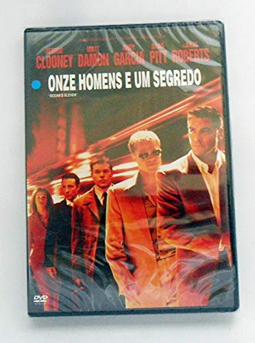 DVD ONZE HOMENS E UM SEGREDO