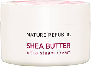 steamcream moisturiser