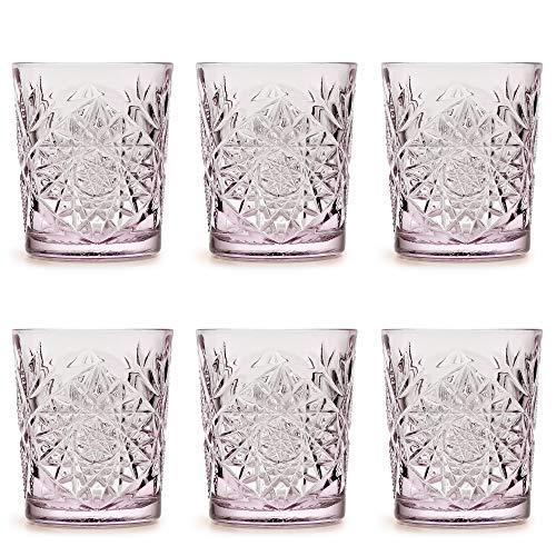 Vaso Hobstar Charm Lavender de Libbey / – 355 ml/35,5 cl -...