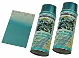Compatible with AMC AMX Javelin Rebel Gremlin High Temp Engine Blue Metallic Spray Paint 2 Cans (C-1-6)