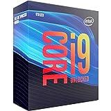 Intel Core i9-9900K Processeur (1151/8 Core/3.60 GHz/16 MB/Coffee Lake/95 W)