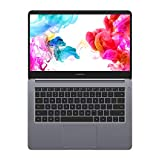 Huawei MateBook D 35,56 cm (14.0 Zoll Full-HD) Laptop (Intel Core i7-8550U, 256GB SSD, 8GB RAM, NVIDIA GeForce MX150 2GB, Windows 10 Home) grau