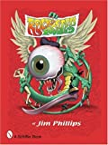 Livre Rock Posters of Jim Phillips