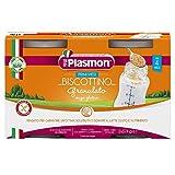 Plasmon Biscottino Granulato Senza Glutine, 12 x 374 g