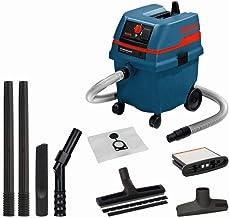 Odkurzacz do pracy na sucho i mokro GAS 25 L SFC+ Bosch Professional (pojemność zbiornika 25l, klasa ochrony przeciwpyłow...