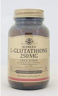 L-Glutathione 250mg - Solgar - 60 - VegCap