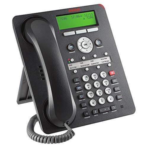 Avaya 700458532–IP-Telefon/1608-i schwarz
