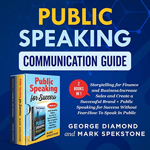 Public Speaking Communication Guide cover art