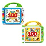 LeapFrog 100 Words and 100 Animals Book Set (Frustration Free Packaging)