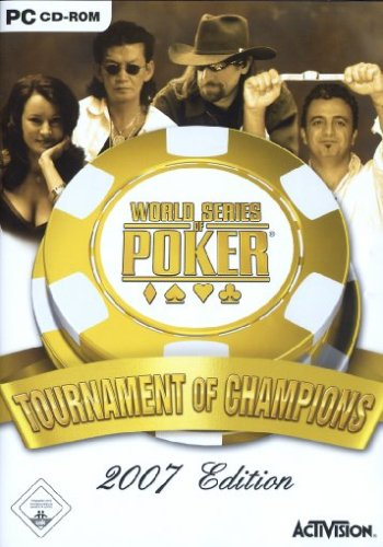 World Series of Poker: Tournament of Champions [Software Pyramide]