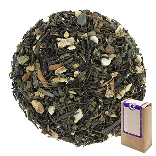 Grüner Kashmir - Bio Grüner Tee lose Nr. 1373 von GAIWAN, 100 g