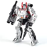 GD-fashion Transformers Toys-Tanks Megatron Transformers Modle Toys-Deluxe Classic Transformers Action Figures(10Inch)