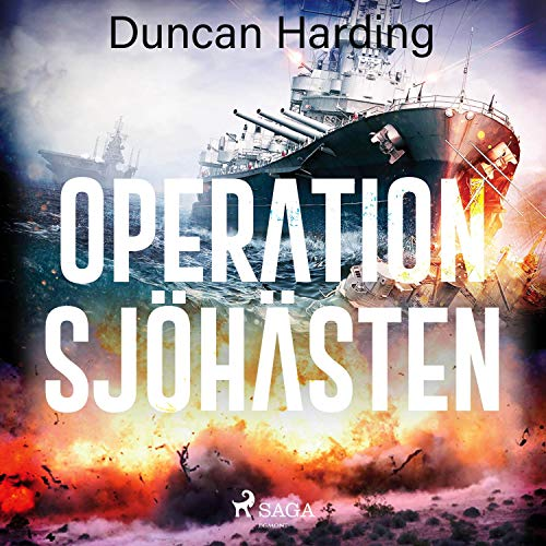 Operation sjöhästen cover art