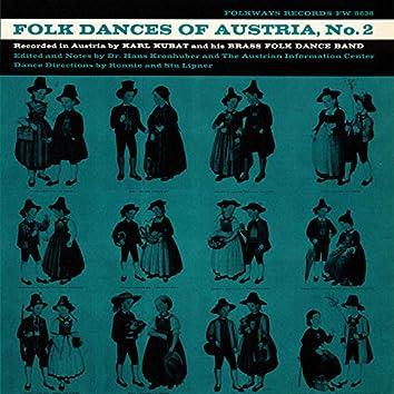 Folk Dances of Austria, Vol. 2