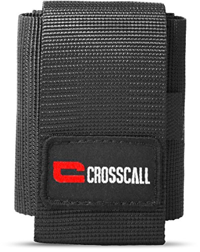 Crosscall, Action-X3/Trekker-M1 Core, zwart.