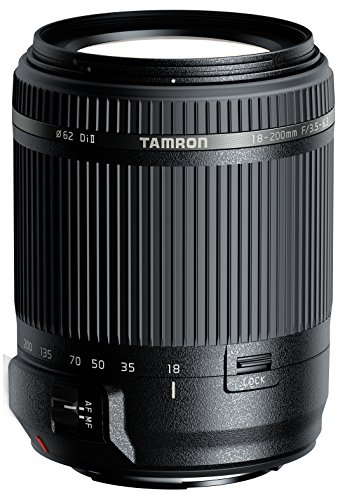 Tamron AF 18-200 mm F/3.5-6.3 XR Di II - Objetivo para cámara...