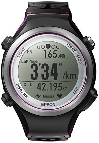 Epson-Smartwatch Runsense SF-810B con GPS per attività sportive...