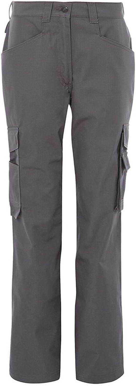 Alexandra Womens Ladies Tungsten Service Trousers