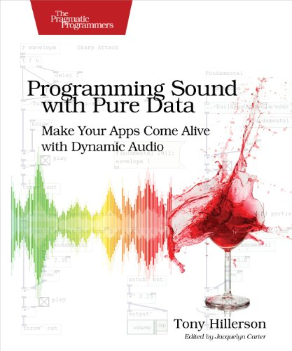 Programming Sound with Pure Data: Make Your Apps Come Alive with Dynamic Audio (English Edition)