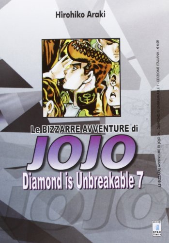 Diamond is unbreakable. Le bizzarre avventure di Jojo (Vol. 7)
