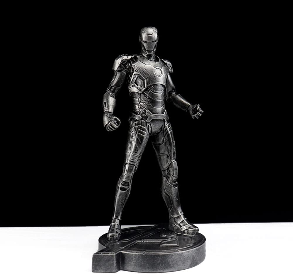 DGSPGD Black Steel Superman MK43 Game Model Anime Our shop OFFers the best service Toy Sales results No. 1 Doll