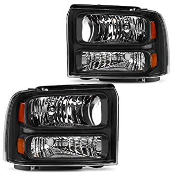 Best 2005 ford f250 headlights Reviews
