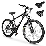 SIRDAR S-900 27 Speed 27.5 inch Mountain Bike Aluminum Alloy and High Carbon Steel with 2...