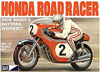 C.P.M. MPC MPC856 1: 8 Dick Mann Honda 750 Road Racer Model Kit, Multi