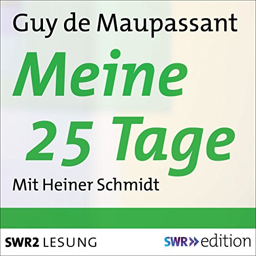 Meine 25 Tage cover art