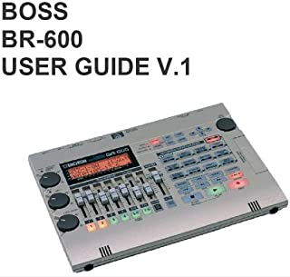 The BOSS-600 Real Users Guide