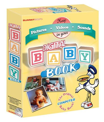 Digital Baby Book