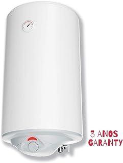 Ryte Eco Termo Eléctrico 80 litros | Calentador de Agua Vertical, Serie Premium Eco, Instantaneo - Aislamiento de alta densidad