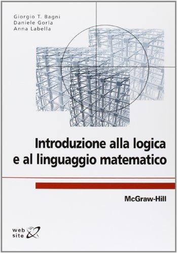 Introduzione alla logica e al linguaggio matematico