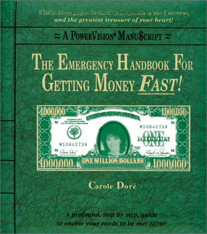A8febook the emergency handbook for getting money fast by carole ebook the emergency handbook for getting money fast by carole dor qbjgriz fandeluxe Images