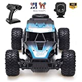 RC Cars Remote Control Truck with 720P HD FPV Camera, 1/16 Scale Off- Road, Support Apps Control, and Video Taking
