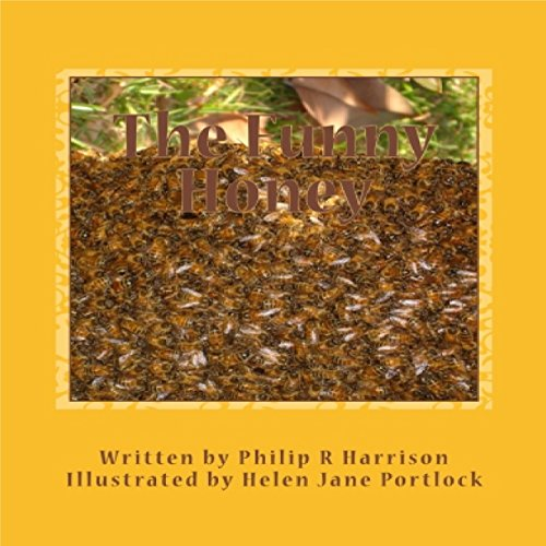 The Funny Honey audiobook cover art